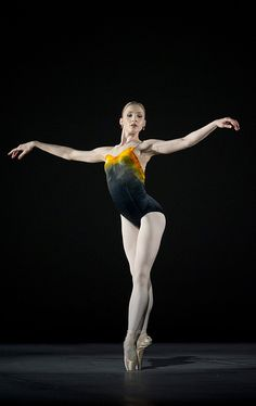 Melissa Hamilton in Tryst, The Royal Ballet © ROH/Bill Cooper, 2010 | Flickr - Photo Sharing!
