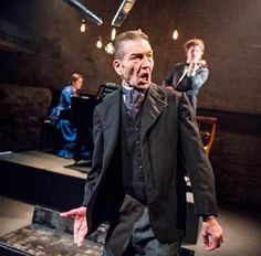 The Kreutzer Sonata review at the Arcola Theatre, London – 'out of tune'