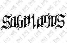 My zodiac sign is Sagittarius so this is pretty freakin awesome. I want to get this tattoo on my side or arm. It goes both ways. Upside down or right side up.