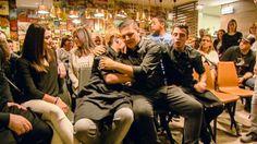 Mijn pop-uprestaurant 2016 eindigt voor Myrthe en Giordano