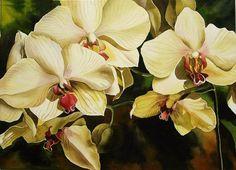 aquarelles florales. Discussion sur LiveInternet - service russe Diaries en ligne