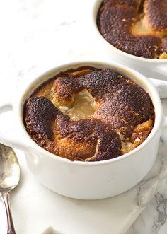 Toasted Marshmallow Peanut Butter Molten Lava Cakes