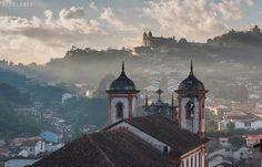 Os melhores lugares para conhecer na cidade de Ouro Preto (MG)