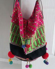 12 Best Cotton sling bag images  0c7d1d06648af