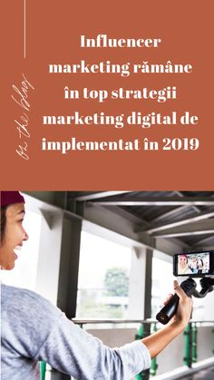 Stay ahead with no overwhelm: Top 5 digital marketing trends 2019 Digital Marketing Trends, Digital Trends, Social Media Marketing, New Social Network, Top 5, Influencer Marketing, Online Business