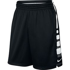 Nike Mens Elite Stripe Basketball Shorts Black/White Small: Men's Nike Elite Basketball Short, made with lightweight fabric featuring Dri-FIT technology, has a inseam and the iconic Nike Elite Stripe on the side panel that looks great on or off the court. Casual Elegance, Casual Chic, Fashion Wear, Mens Fashion, Athletic Shorts, Men Shorts, Nike Shorts, Men Pants, Athletic Outfits
