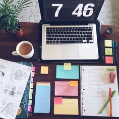 study, coffee, and motivation image College Notes, College Success, Study Organization, Pretty Notes, Beautiful Notes, Study Space, Study Hard, Study Inspiration, Studyblr