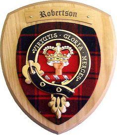 Clan Robertson Crest