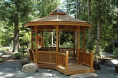 Gazebo  is an existing building in the park, usually on each side open because according to its primary purpose, the gazebo  is a great ...