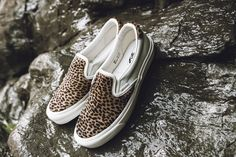 A Closer Look at the Vault by Vans Pony Hair and Leather Pack
