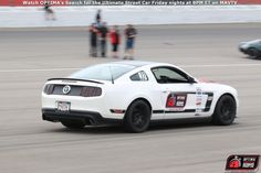 This is David Tyo's 2012 Ford Mustang and you can see it in the new season of OPTIMA's Search for the Ultimate Street Car, presented by @advanceauto Friday nights at 8PM ET on MAVTV. See the list of upcoming episodes here- http://www.mavtv.com/shows/optima-search-for-the-ultimate-street-car.html