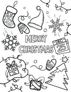 weihnachten malvorlagen mit bildern | weihnachtsmalvorlagen, malvorlagen weihnachten