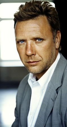 Happy Birthday to Swedish actor Mikael Persbrandt, who is 49 today! Mikael plays one of the most exciting characters in The Hobbit movies, the man/bear skin-changer, Beorn. Detective, My Babysitter, The Swede, World Movies, The Hobbit Movies, Celebrity Stars, Star Wars, Film Books, Raining Men