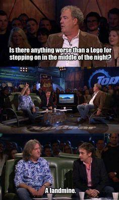No doubt Captain Slow is the smartest.