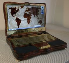 Datamancer Victorian Laptop [Laptop] -Datamancer.com, Modern Heirlooms with Classic Style