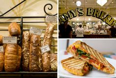 Amy's Bread. NYC. Sandwich lovers dream.