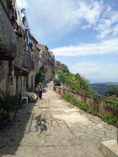Montalbano Elicona, Sicily #visitsicily #discoversicily #sicilianvillages