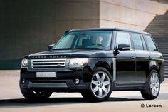 2013 Range Rover For the wife.