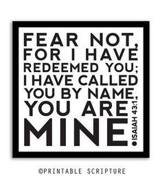 Isaiah 43:1...beautiful.