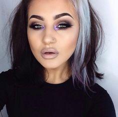 Purple inner corners Jamie Genevieve