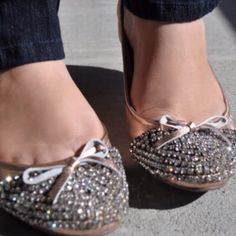 Everything is better when it's bedazzled.