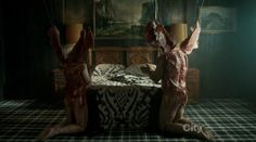 """This is my design"" in Hannibal, ep. 5 / Coquilles"