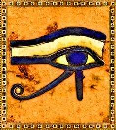 Waldorf ~ 5th grade ~ Ancient Egypt ~ Eye of Horus