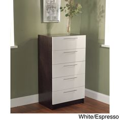 Five Drawer Chest | Overstock.com