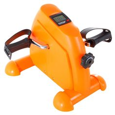 Conquer Portable Mini Resistance Exercise Bike Desk Stationary Cycling