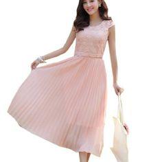 Damen boehmisches Sommerkleid aus Chiffon Cocktailkleid Ballkleid Strandkleid Fashion Season, http://www.amazon.de/dp/B00JRPLDV4/ref=cm_sw_r_pi_dp_xmJvtb152S2JK