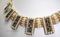 Gorgeous Necklace - By Shelley Nybakke - Steamy Windows