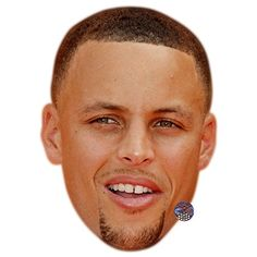 Stephen Curry Celebrity Mask, Card Face and Fancy Dress Mask Fancy Dress Masks, Stephen Curry, Celebrity, Amazon, Face, Cards, Dresses, Vestidos, Amazons