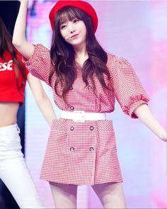 "LOVELYZ ♡KEI♡ ""Bizarre"" Stage Outfits, Dope Outfits, Girl Outfits, Kpop Girl Groups, Korean Girl Groups, Kpop Girls, Lovelyz Kei, Korean Beauty, Pop Group"