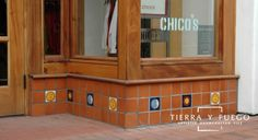 terra cotta    Talavera Mexican Tile - Solid Colors