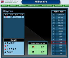 Learn how to play bridge online. Play Bridge, Quizzes, Learning, Education, Quizes, Teaching