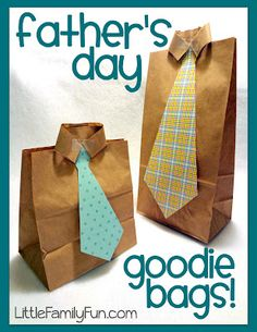 Fathers Day Goodie Bags!