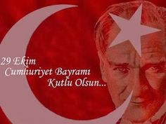 29 Ekim Cumhuriyet Bayramımız Kutlu Olsun ! - Özgür Usta