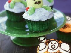 Cupcakes zu Halloween - Zeit: 45 Min. | eatsmarter.de