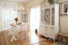 White Lace Cottage | White Lace Cottage Tour