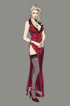 View an image titled 'Scarlet Concept Art' in our Final Fantasy VII Remake art gallery featuring official character designs, concept art, and promo pictures. Final Fantasy Girls, Final Fantasy Characters, Final Fantasy Vii Remake, Fantasy Series, Female Characters, Female Character Design, Character Art, Final Fantasy Collection, Poses
