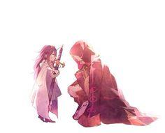 Lucina and Robin/Daraen - Fire Emblem Awakening