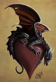 fantasy dragon tattoos 3 D - Google Search