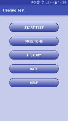 Hearing Test Pro v1.0   Hearing Test Pro v1.0Requirements:4.0 and upOverview:Hearing Test Pro lets you to test your audition with a 12 steps test.  At each step a tone with a specific frequency is played and you must answer if you listen or no the tone played. The test starts with a frequency of 2000 Hz and increases step by step until 24 kHz. When the test is finished Hearing Test gives you the result and you know the age of your ears accurately. When your Hearing Test is done you can save…