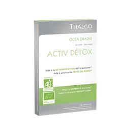 This 10 day detox programme helps to cleanse and boost your system, restoring well-being as it purifies the body by eliminating water retention and improving digestion. Contains Horseradish to combat water retention, antioxidant Artichoke, and Fennel, to aid digestion. Ideal for times of seasonal change, before starting a refining diet or slimming programme, or after over-indulgence.