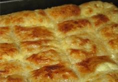 Banitsa (banica and banitza) is a traditional Bulgarian pastry prepared by layer. - cupcake 51984 T - macedonian food Pita Recipes, Greek Recipes, Cooking Recipes, Greek Appetizers, Greek Desserts, Cheese Pastry, Cheese Pies, Filo Pastry, Cheese Pie Recipe