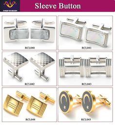 Cuff-Link 3 Golden Color, Silver Color Shell, Enamel, Email: susana@parqueencn.com
