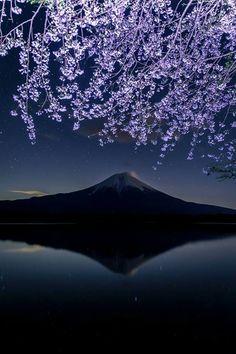 Mt.Fuji, Japan: Photo by Shiro Tamura