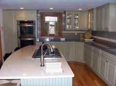 Log Cabin kitchen - Kitchen - Kansas City - Modern Supply