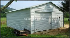 pre engineered steel garages