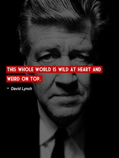 david lynch tumblr quotes - Google Search